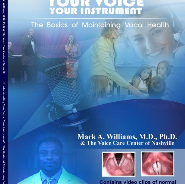 Understanding Your Voice, Your Instrument [DVD]